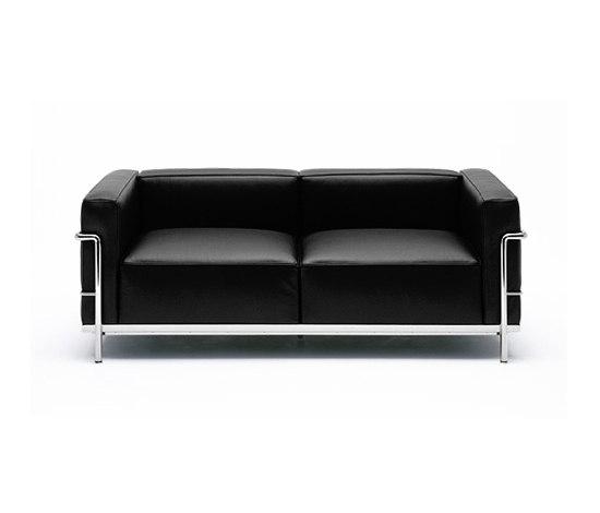 Equipement pour location canap s location de mobilier et mat riels pou - Canape cuir noir design ...