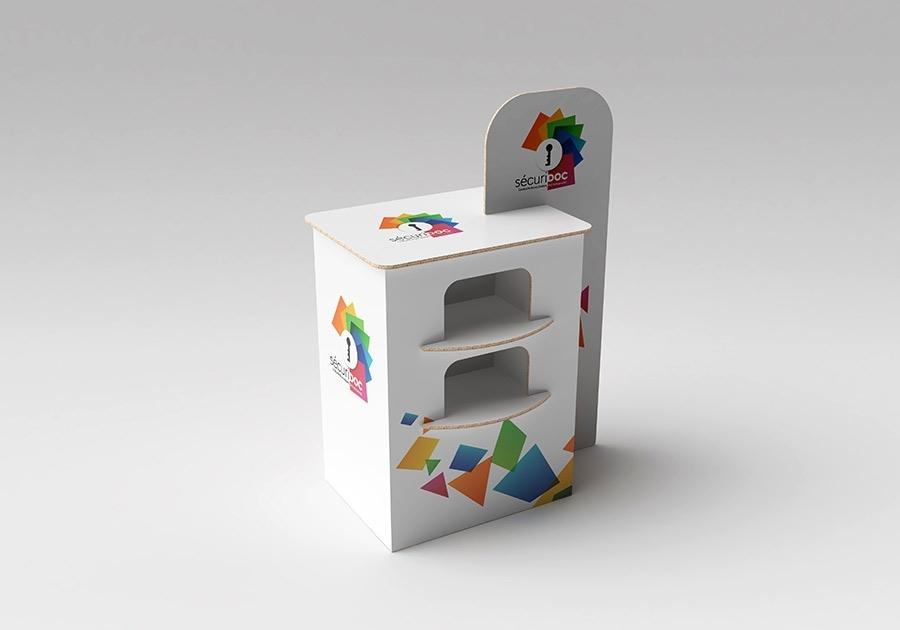 location de mobilier recyclable comptoir d 39 accueil sur location de mobilier et. Black Bedroom Furniture Sets. Home Design Ideas