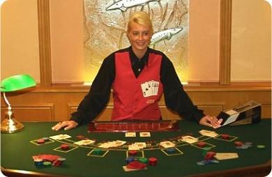 poker croupier regle