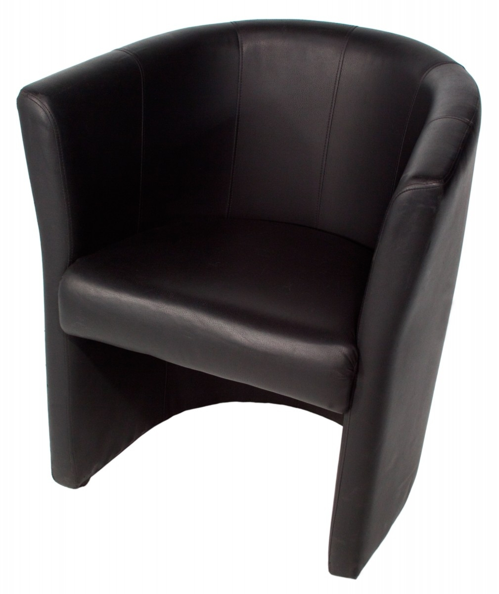 location de fauteuil club noir sur location de mobilier et mat riels pour. Black Bedroom Furniture Sets. Home Design Ideas