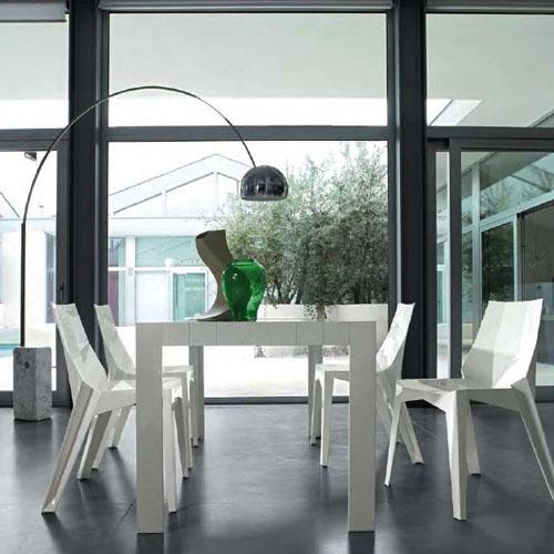 Location De Lampe Arco Floor Design Marbre Et Alu Chrome