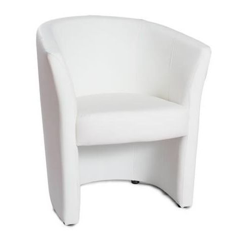 location de fauteuil club blanc sur location de mobilier et mat riels pour. Black Bedroom Furniture Sets. Home Design Ideas