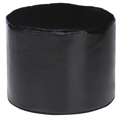 location de mobilier pouf rond blanc sur location de mobilier et mat riels. Black Bedroom Furniture Sets. Home Design Ideas