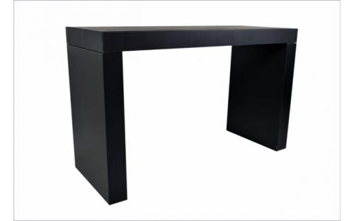 Location de mobilier table haute lounge sur for Table haute exterieure