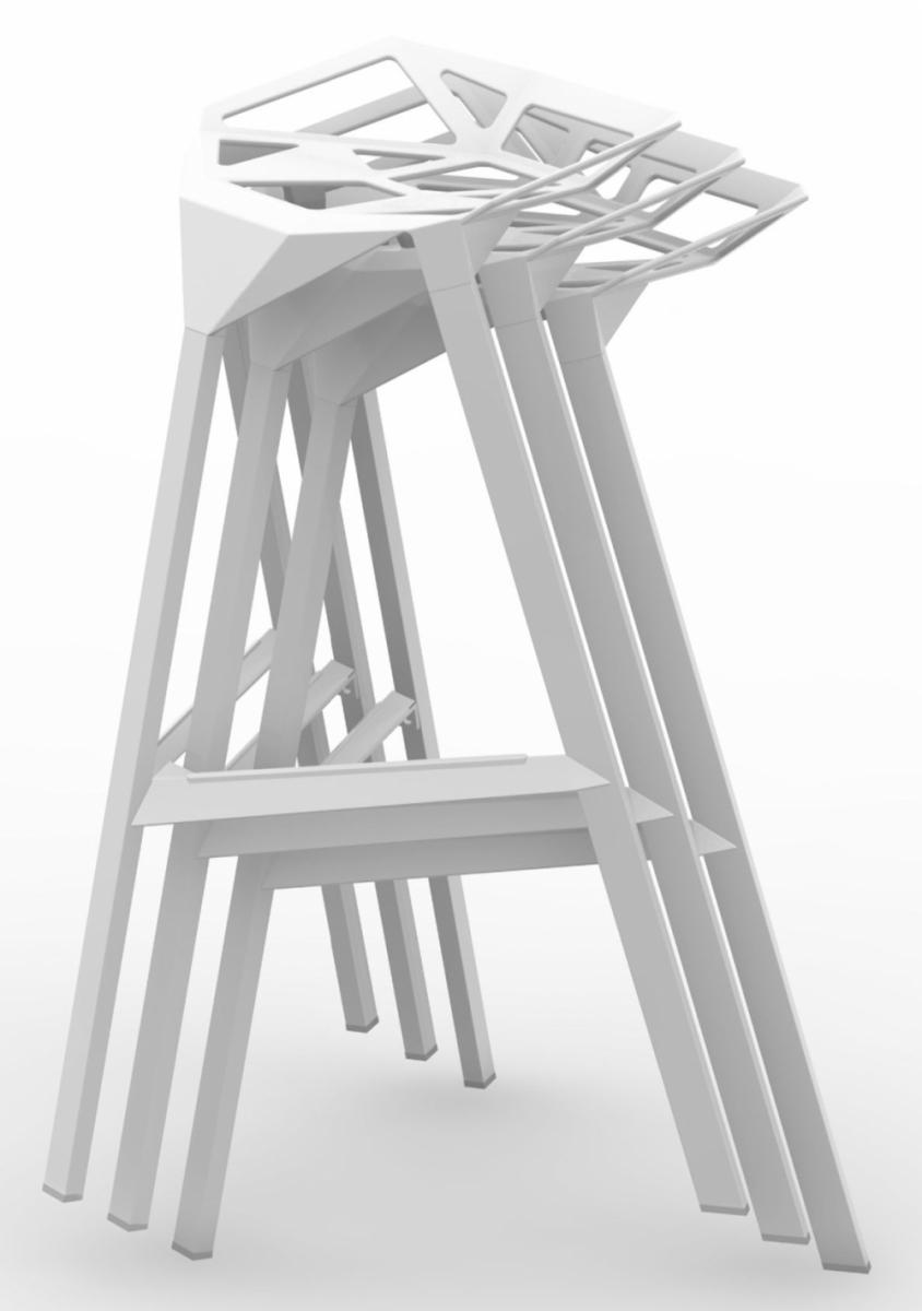 Location de mobilier v nementiel tabouret stool one sur for Location de mobilier pour salon