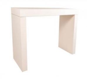 Location de mobilier table haute lounge sur - Table haute exterieure ...